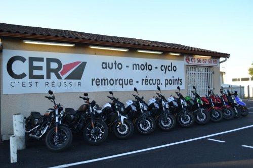 Plateau moto